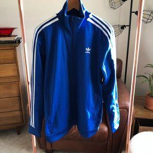 ADIDAS Royal Blue Track Jacket